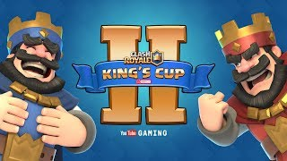 King's Cup 2 - $200,000 Clash Royale Tournament - Day 1