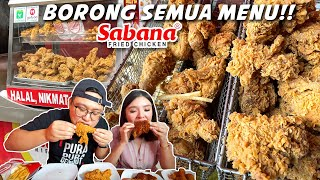 SABANA FRIED CHICKEN BENERAN SEENAK ITU ?? KITA REVIEW JUJUR !!