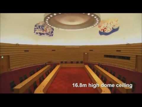 Conference Hall - Osaka International Convention Center