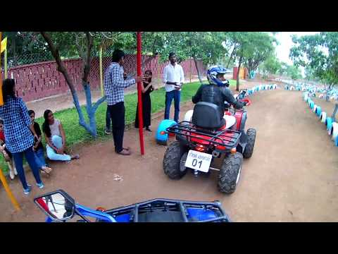 ATV RIDE XTREME ADVENTURE HYDERABAD