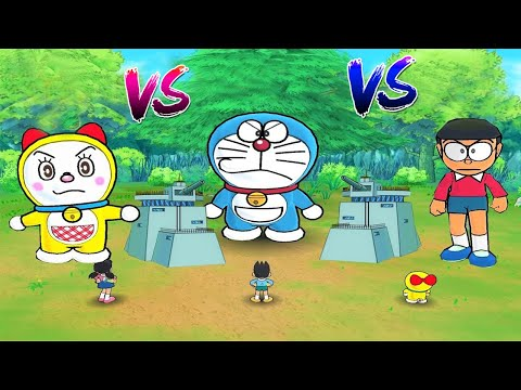 ドラえもん Doraemon Wii Game #22 | Super Doremi, Doraemon and ...