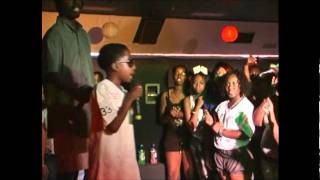 Lil Zack A.K.A.  Lil G, 9 Year Old Rapper From Youngstown, Ohio Part 1 (Iam a Lil G) Live