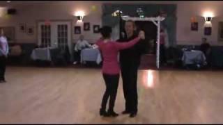 Foxtrot Dance Lesson