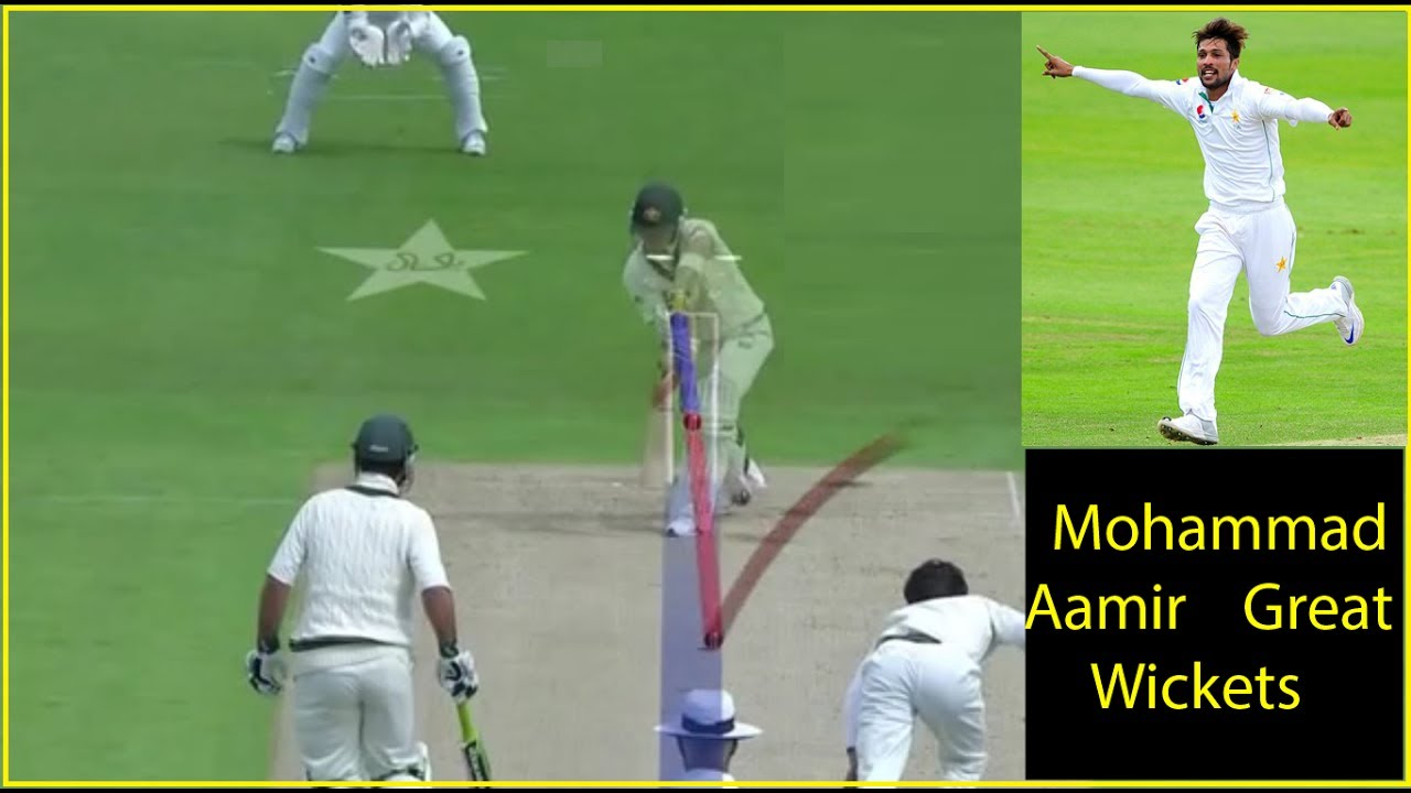 Download Mohammad Amir  all New Wickets 2017 | Test Cricket