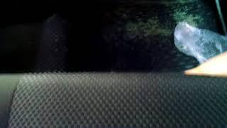 как снять заднее сидение  на Ланцере 9 без проблем и легко