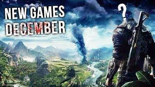 Top 10 New Games Of December 2018