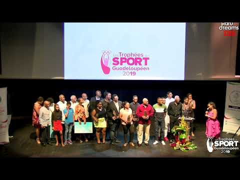 TROPHEE DES SPORTS 2019 CROS GUADELOUPE