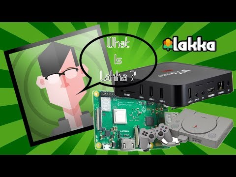 What Is Lakka ? Retro Game System Explained
