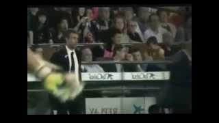 Lionel Messi se negó a ser sustituido por Luis Enrique | Barcelona vs Eibar 3-0 2014 La Liga