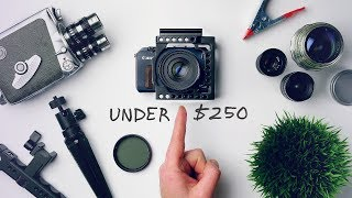 Tiny Cinema Camera Kit for Under $250 - EOS-M Video Review