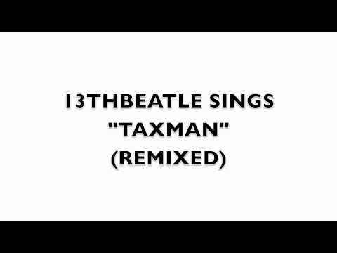 TAXMAN(REMIX)-BEATLES COVER