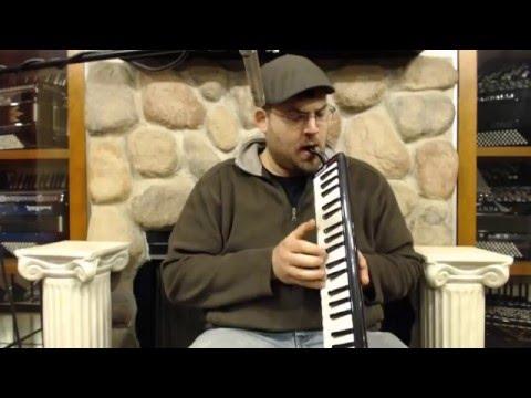 HOPERF37 - Hohner Performer Melodica M 37 $85