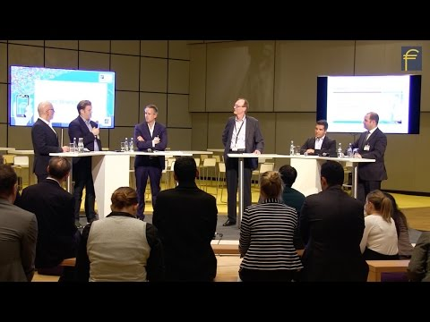 EURO FINANCE TECH 2015 - Electronic, Mobile, Instant - Tomorrow's Payment Landscape