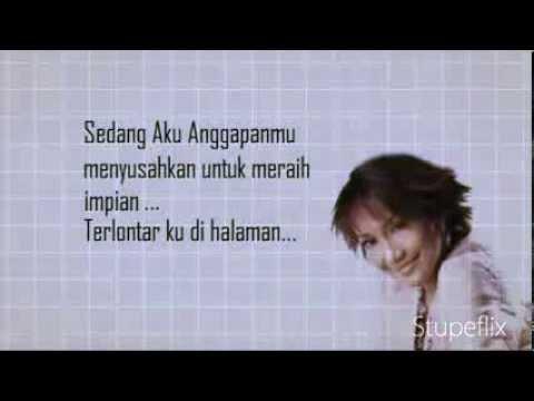 """Ziana Zain """"Anggapanmu"""" (With Lyrics)"""