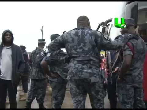 Fresh clashes at Alabar over lorry station management
