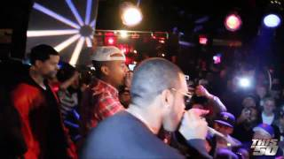 beamer benz or bentley by lloyd banks juelz santana live in nyc   live performance   50 cent