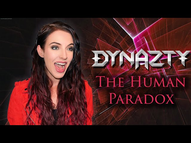 The Human Paradox - Dynazty (Cover by Minniva feat Quentin Cornet)