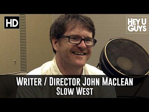 Writer / Director John Maclean Interview - Slow West