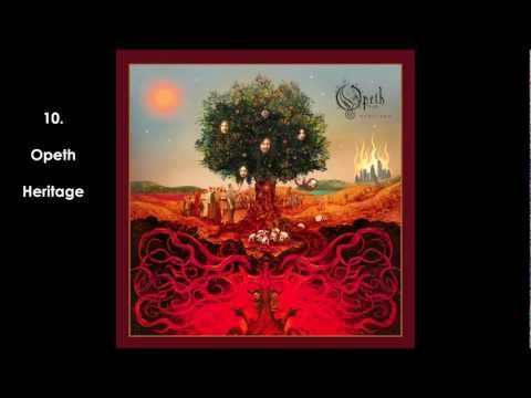 Best Metal Albums 2011