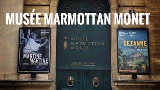 MUSÉE MARMOTTAN MONET PARIS 08/06/2020 PARIS 4K
