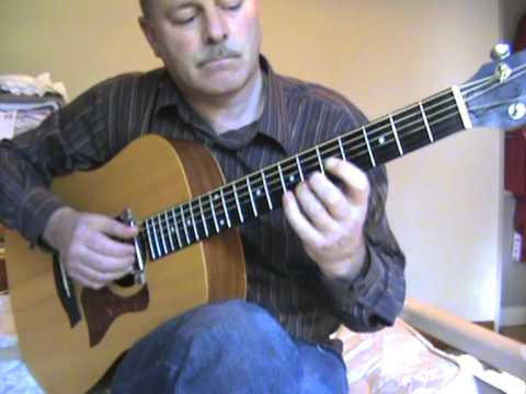 Anything Goes -  Fingerstyle Guitar  -  Johnson Hogg music