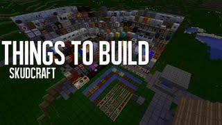 Tekkit | Things To Build In Tekkit - Episode 1 - Skudcraft