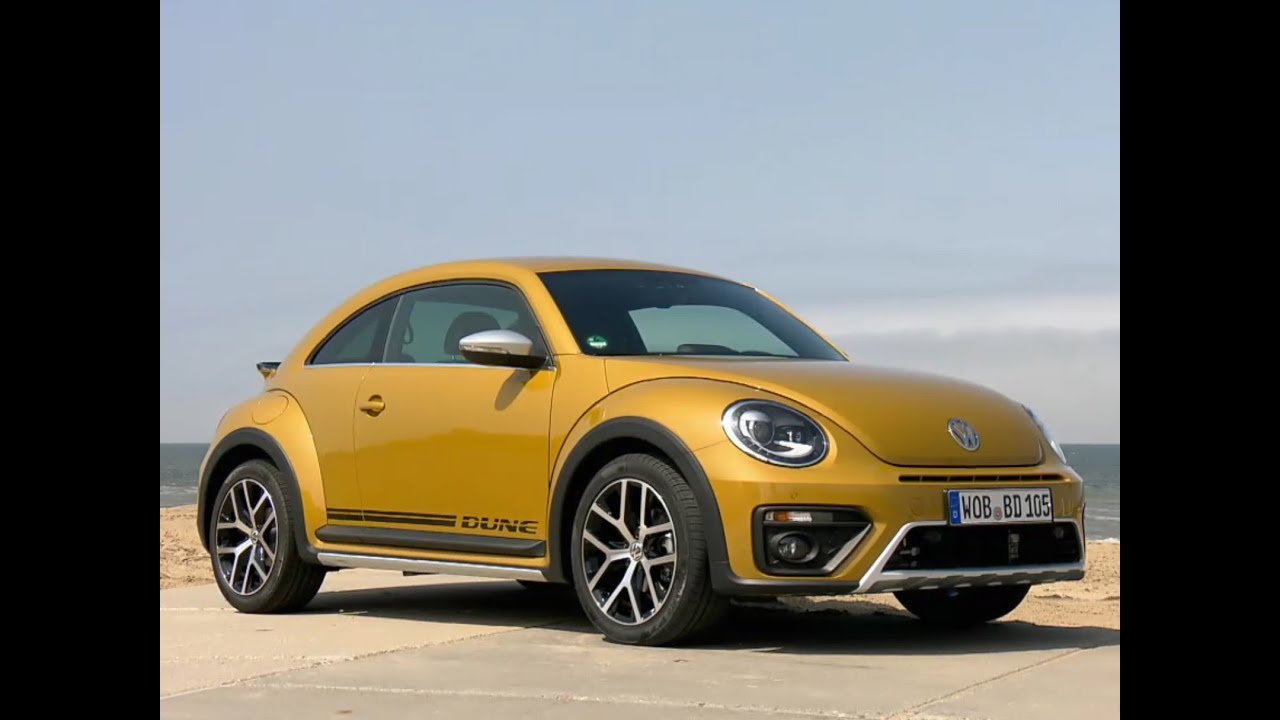 Vw Beetle 2018 >> Volkswagen Coccinelle Dune : 1er contact en vidéo - YouTube