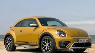 Volkswagen Coccinelle Dune : 1er contact en vidéo