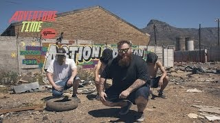 Adventure Time with Action Bronson - South Africa (Part 1)