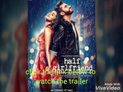 Half Girlfriend 2017 teaser Mp3