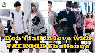 BTS Mission Immposible: Don't fall in love with TAEKOOK (뷔국 BTS) Challenge