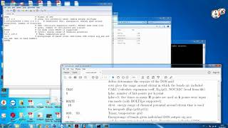 How to run quantum ESPRESSO and BoltzTraP on windows