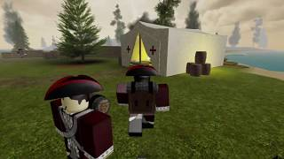 (warning: British accents may offend) Roblox Civil war 1776 (maybe)