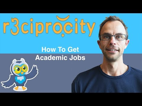 How To Get An Academic Job After Graduate School? - Thesis Help