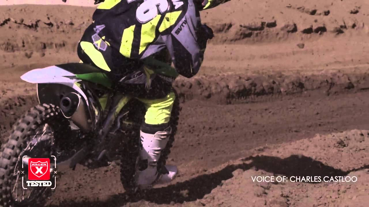 Racer X Tested: 2014 250 Shootout, Part II - YouTube