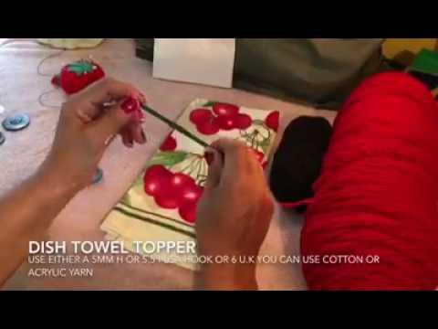 Mindys Crochet Towel Topper Mp4