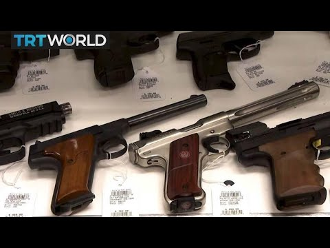 America's Problem with Guns: Gun violence killed 15,005 Americans in 2017