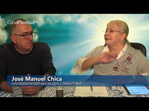 José Manuel Chica en Luces para el Alma, con Rosalía Zabala
