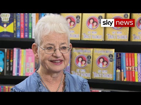 Breakfast with Mee: Jacqueline Wilson discusses return of Tracy Beaker in new book
