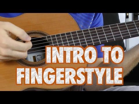 Fingerstyle Guitar Introduction