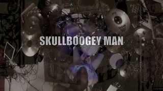 """SKULLBOOGEY """"Skullboogey Man"""" Live @ performance studios ffm"""