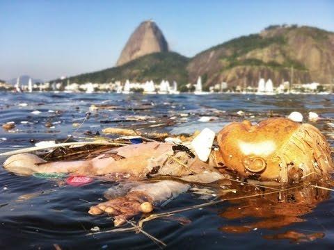 Resultado de imagem para fezes no rio de janeiro praia