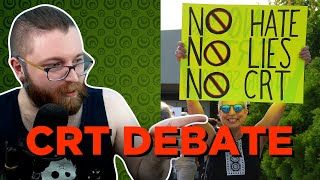 FINDING AGREEMENT? Debating Critical Race Theory w/ Viewer