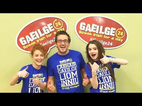Gaeilge24- Cúpla lá fágtha le clárú.