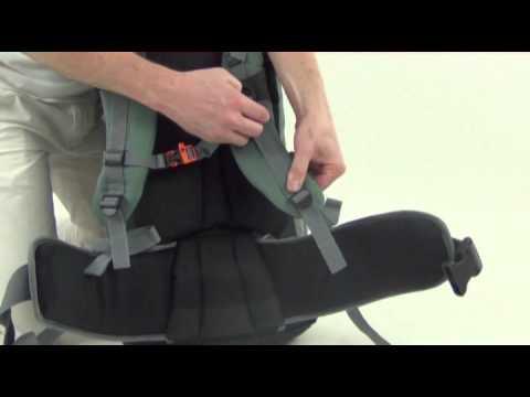 5e4b07cbf17 Backpack Abbey summit 50 Liter - YouTube