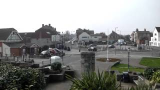 Town Centre and Beach, Sutton on Sea, Lincolnshire