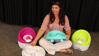 Contours Bravo Potty Review by Baby Gizmo