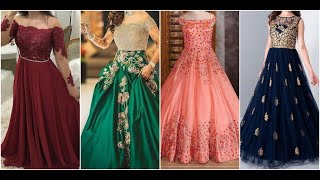 Party wear Gowns Evening gowns Indian wedding Gowns beautiful gowns for reception gowns 2019