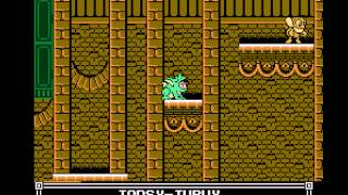 Little Nemo - The Dream Master - Topsy Turvy and Cutscene - Vizzed.com GamePlay - User video