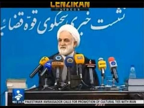 Mohseni Ejei threat leaders of post election riots in his weekly press conference